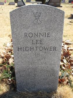 """Ronnie Lee """"Cherokee"""" Hightower"""