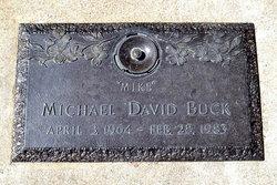 "Michael David ""Mike"" Buck"