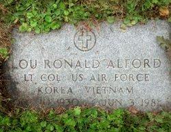 Lou Ronald Alford