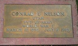 Conrad Leonard Nelson