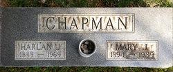 Harlan J. Chapman