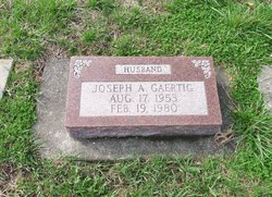 Joseph A. Gaertig