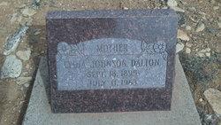 Lydia <I>Johnson</I> Dalton