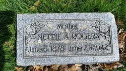 Nettie A Rogers