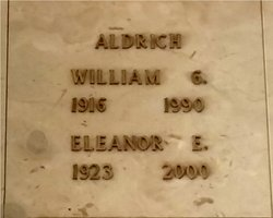 Eleanor <I>Boisen</I> Aldrich