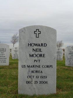 Howard Neil Moore