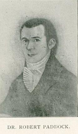 Dr Robert Paddock