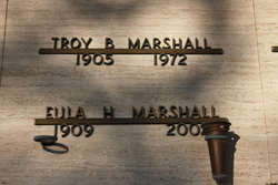 Troy Bufford Marshall