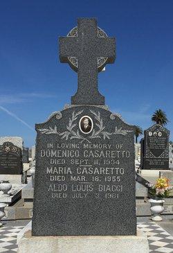 Maria <I>Solari</I> Casaretto