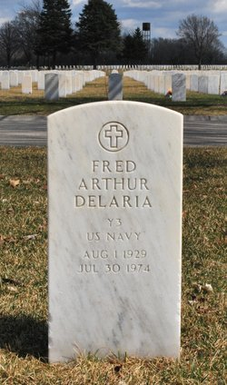 Fred Arthur Delaria