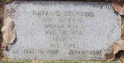 PFC Natalio Delgado Vllegas