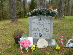 """William W """"Pete"""" Scott"""