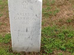 Arles J Garrison