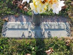 "Rosa May ""Rosie"" <I>Milam</I> Adams"