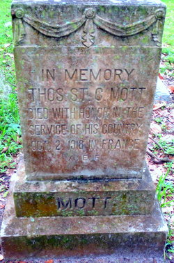 Thomas St. C. Mott