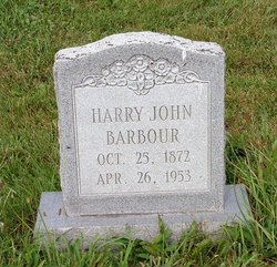 Harry John Barbour