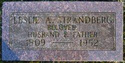 Leslie Ambrose Strandberg