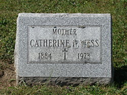 Catherine H. <I>Weinzierl</I> Wess