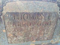 "Thomas Edward ""Eddie"" Arrowood"