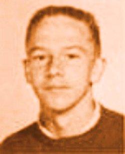 PFC Bruce Edward Clough