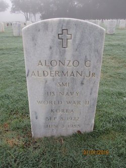 Alonzo Caraway Alderman, Jr