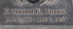 Kathleen Ruth <I>Henderson</I> Milner