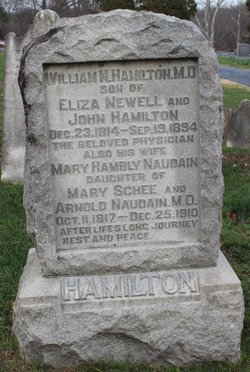 William Newell Hamilton