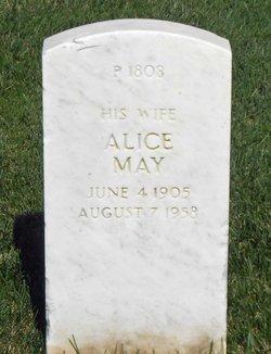 Alice May Davis