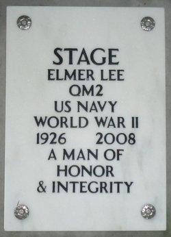 Marjorie Alma <I>Edwards</I> Stage