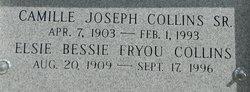 Elsie Bessie <I>Fryou</I> Collins