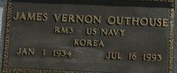 James Vernon Outhouse