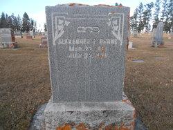 Alexander R. Rhone