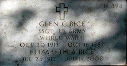 Glen Claude Bice