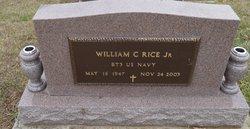 William C Rice