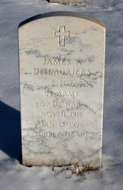 James Arthur DesLauriers, Sr