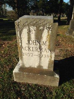 John McCarty Ackerman