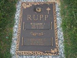 William J Rupp