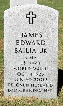 James Edward Bailia, Jr