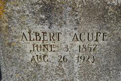 Albert Acuff