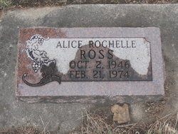 Alice Rochelle Ross