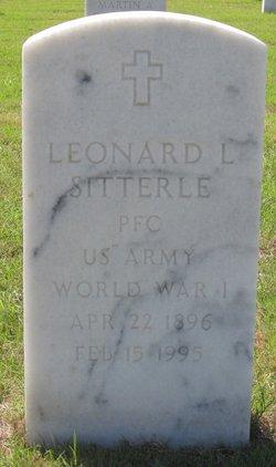 Leonard L Sitterle