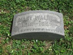 Mary Walker <I>Burd</I> Shelton