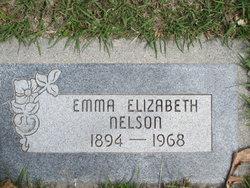 Emma Elizabeth Nelson