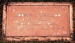 Robert A Renaldo