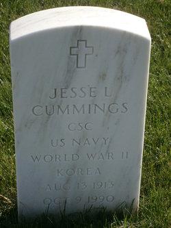 Jesse L Cummings