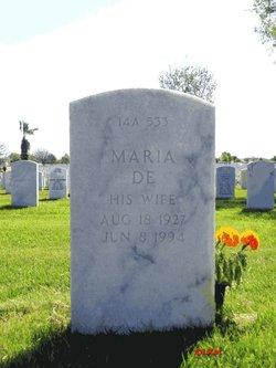 Maria De Garza