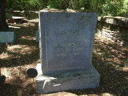Ella <I>Bates</I> Alexander