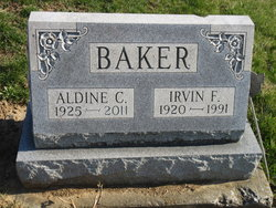 Aldine Cora <I>Smith</I> Baker