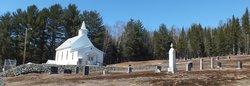 Carroll's Crossing Baptist Church Cemetery