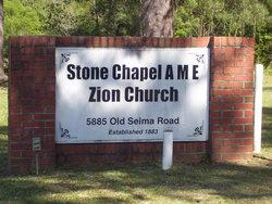 Stone Chapel AME Zion Church Cemetery